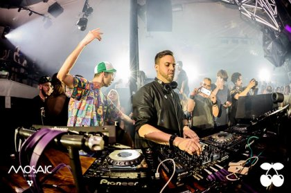 Review: Mosaic by Maceo opening party
