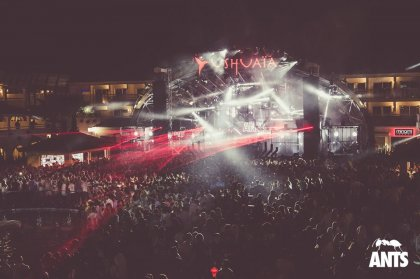 Review: ANTS returns to Ushuaïa Ibiza