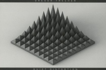 Album of the week: Gregor Tresher 'Quiet Distortion'
