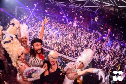 Review: Paris by Night at Pacha, 12 June