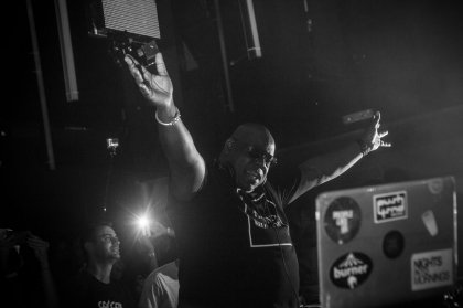 Review: Carl Cox Music is Revolution at Space, 14 June