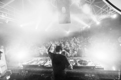 Review: MATERIA opening party at Privilege Ibiza