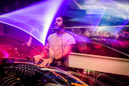 Review: Knee Deep in Sound at Pacha Ibiza, 24 June