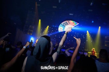 Sundays at Space just got even better