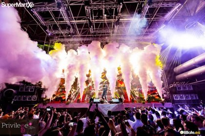 Preview: SuperMartXé Ibiza hosted by Chris Brown