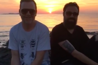 Video: Spotlight Live from Kumharas Ibiza