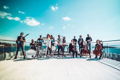 Video: FB Live from Sol House with Ibiza House Orchestra