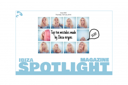 Ibiza Spotlight Magazine: Issue 063 out now!