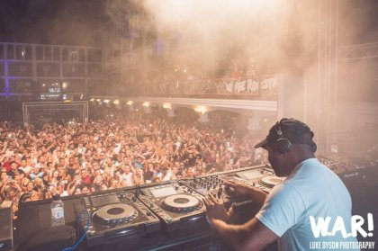 Video: DJ EZ at We Are Rockstars at Ibiza Rocks