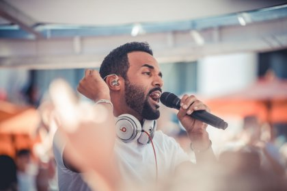 Review: An ode to Craig David at Ibiza Rocks
