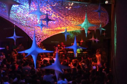 Music For Dreams at Las Dalias Ibiza