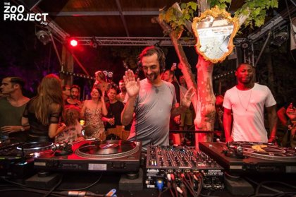 Video: FB Live Ricardo Villalobos at The Zoo Project