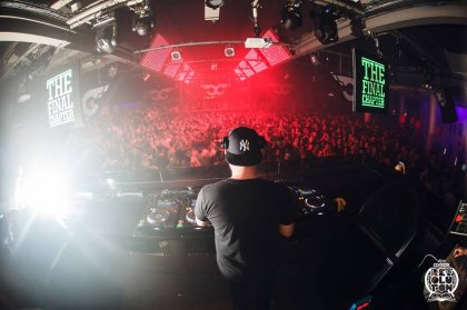 Video: FB Live Cirez D on the terrace at Space Ibiza