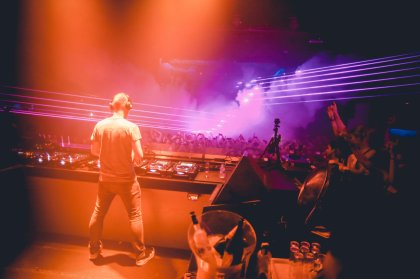 Best bits from Creamfields at Space Ibiza