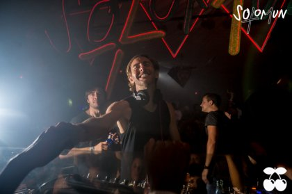 Review: Richie Hawtin debuts at Solomun +1