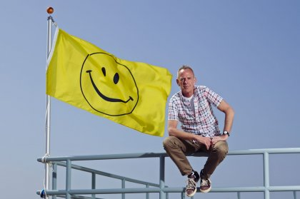 Fatboy Slim looks back on summer in Ibiza