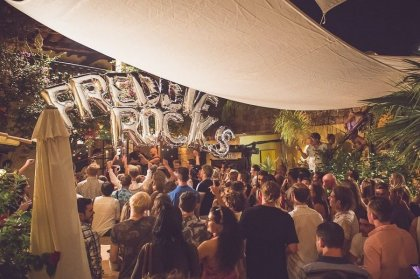 Review: The weird & wonderful at Freddie Rocks Ibiza
