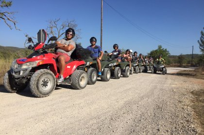 Review: Quad adventures with E move Ibiza