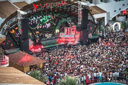 Review: Ushuaïa Ibiza closing party, 2016