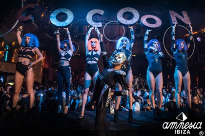 Review: Cocoon closing party, 2016
