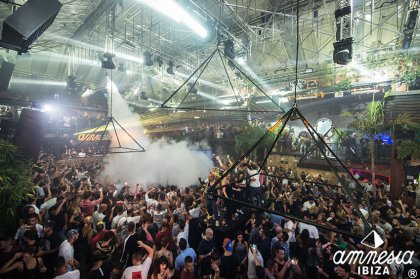 Review: Amnesia Ibiza closing party, 2016