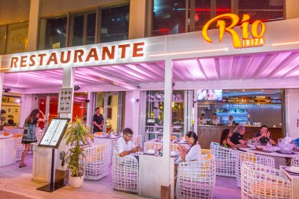 Rio Ibiza - your all year dining destination