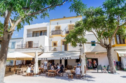 More Ibiza fiesta fun for 2016 in Santa Gertrudis