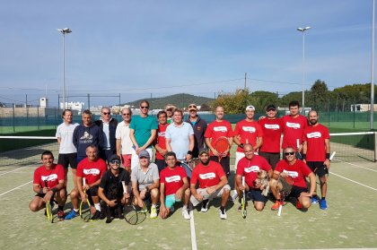 Viva Tennis Ibiza takes on the world