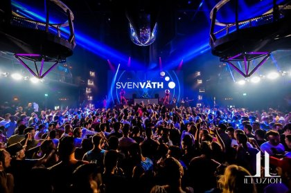 Sven Väth returns to Thailand in 2017
