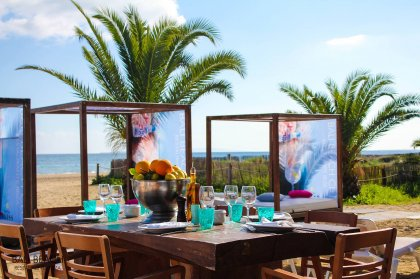 Sublime Ibiza beach restaurants to head to in winter