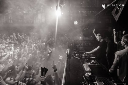 Marco Carola announces mini residency in Los Angeles