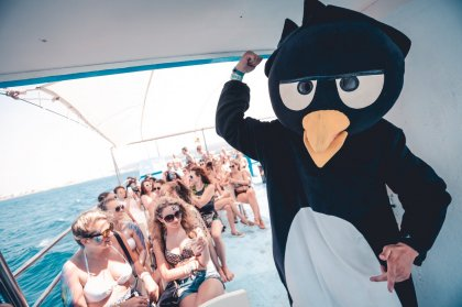 Climb aboard Noah's Ark in Ibiza this summer