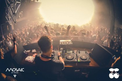Maceo Plex returns with Mosaic at Pacha 2017