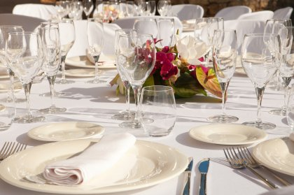 Charity lunch showcases fine flavours of Ibiza