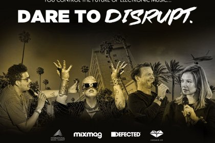 IMS & Mixmag launch Visionaries contest 2017