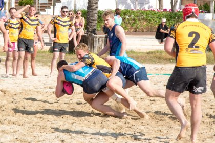 Ibiza Beach Rugby Festival touchdown for 2017