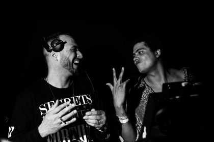 Seth Troxler and Loco Dice playing Pacha this month