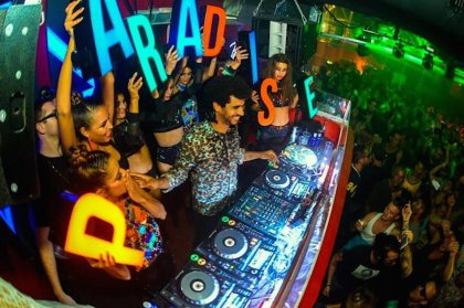 Jamie Jones brings Paradise back to DC10