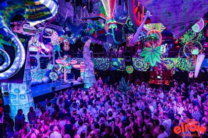 Video: Opening party of elrow at Amnesia