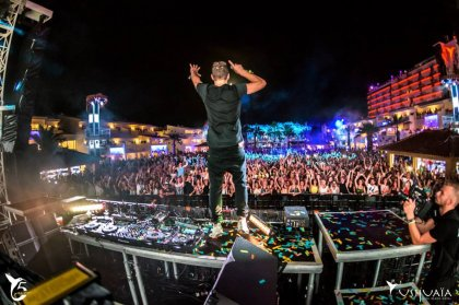 Martin Garrix reveals full line-ups for Ushuaïa Ibiza