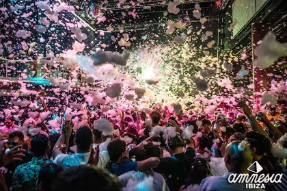 Espuma Foam Party returns for two dates