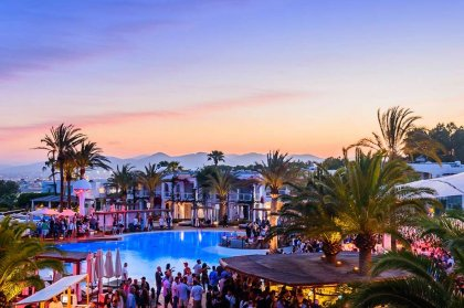 Mosaic announce date at Destino Ibiza