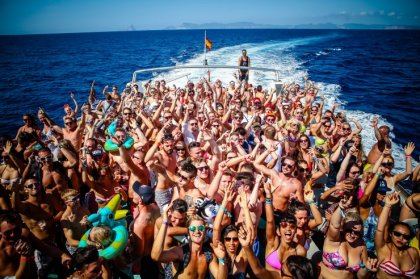 Beautiful People Ibiza launch BPI Boat Festival 2017