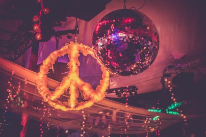 Flower Power in full bloom at Pacha