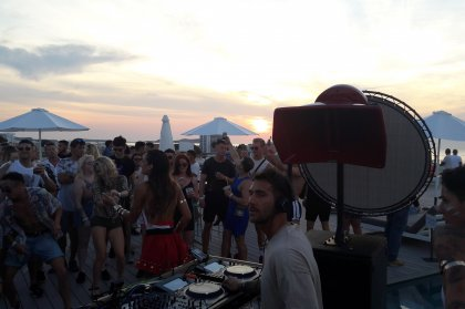 Hot Since 82 kicks off at Sol House rooftop