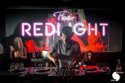 The Redlight illuminate Mondays at Sankeys