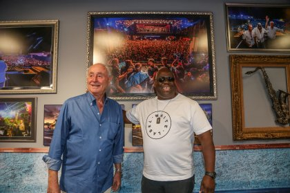 Carl Cox and Pepe Roselló inaugurate the Space Warehouse