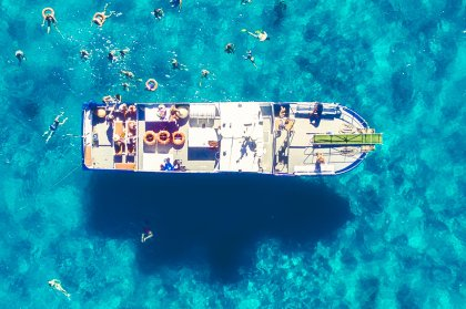 Ibiza's Aquabus, the best way to travel right around the island
