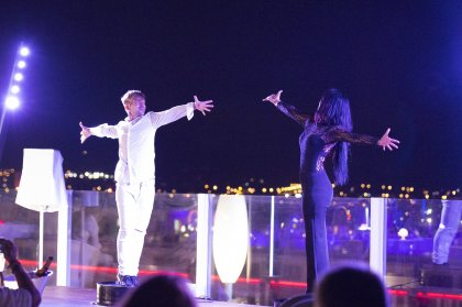 Hard Rock Hotel Ibiza presents the In Heaven fusion dining show