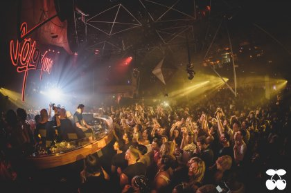 Making Solomun +1 at Pacha a weekly ritual